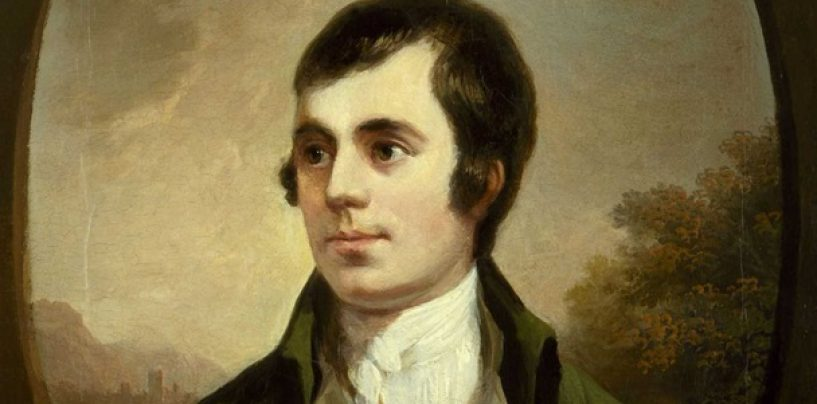 A TOAST TO THE IMMORTAL MEMORY OF ROBERT BURNS
