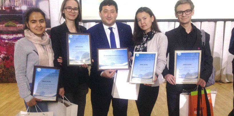 STUDENTS OF SamSIFL BECAME WINNERS OF THE INTERNATIONAL OLYMPIAD ON FOREIGN LANGUAGES