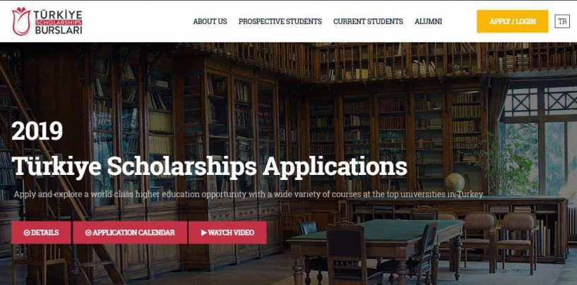 EDUCATION IN TURKEY/ SCHOLARSHIPS FOR STUDENTS, MASTERS and PhD
