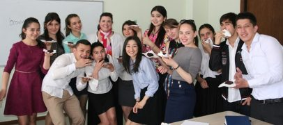 COEHP's Christine Smart, Academic Adviser for Project REACH, Will 'Go Back, Give Back' to Uzbekistan