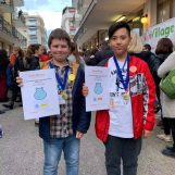 "THE PUPIL FROM UZBEKISTAN BECOMES A WINNER OF ""HIPPO 2019"" INTERNATIONAL ENGLISH LANGUAGE OLYMPIAD"