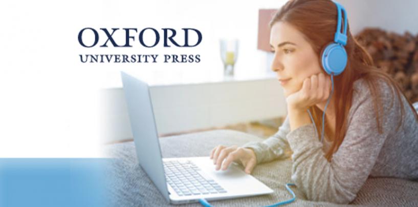 OXFORD UNIVERSITY PRESS TOMONIDAN O'TKAZILADIGAN VEBINARLAR
