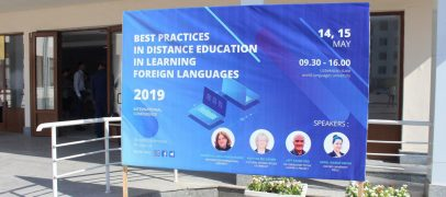 """""""BEST PRACTICES OF DISTANCE EDUCATION IN FOREIGN LANGUAGE TEACHING"""""""