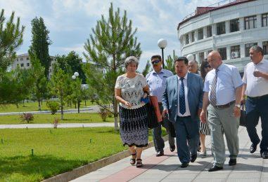 KALMYK STATE UNIVERSITY DELEGATION ARRIVED IN TASHKENT TO ENHANCE COOPERATION WITH HEIs OF UZBEKISTAN