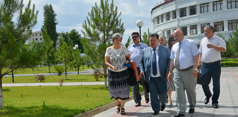 KALMYK STATE UNIVERSITY DELEGATION ARRIVED IN TASHKENT TO ENHANCE COOPERATION WITH HEIs OF UZBEKISTAN
