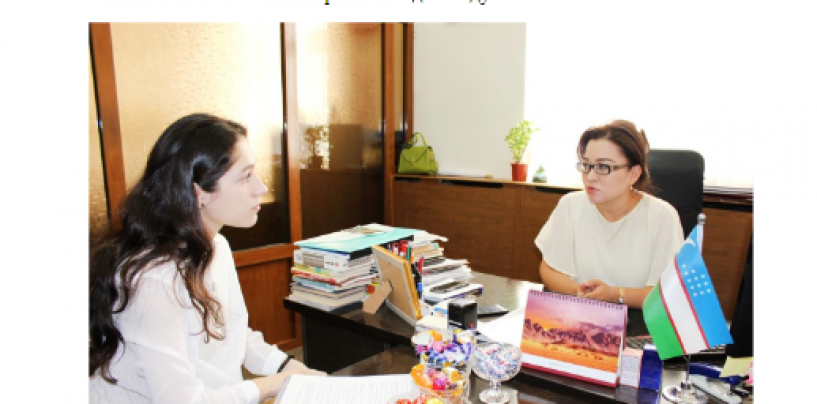 TO LEARN OR NOT TO LEARN? TO LEARN! (INTERVIEW WITH SAODAT NASIROVA, DIRECTOR OF CONFICIUS UZBEK-CHINESE INSTITUTE UNDER TASHKENT STATE INSTITUTE OF ORIENTAL STUDIES BY NATALYA SILKINA)