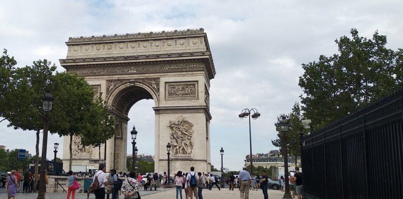 Мои восхищения Францией