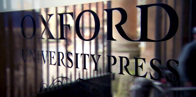 O'ZBEKISTONDA OXFORD UNIVERSITY PRESS NASHRIYOTINING  RASMIY VAKOLATXONASI OCHILADI