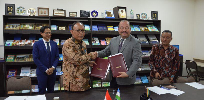 INDONEZIYANING ISLOM MALANG UNIVERSITETI VAKILLARI BILAN UCHRASHUV BO'LIB O'TDI