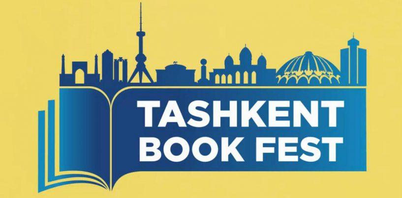 TOSHKENTDA ILK MARTA «TASHKENT BOOK FEST» XALQARO KITOB-KO'RGAZMA YARMARKASI O'TKAZILADI