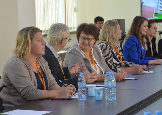 REPRESENTATIVES OF HEIs PAID A VISIT TO UZBEKISTAN STATE WORLD LANGUAGES UNIVERSITY