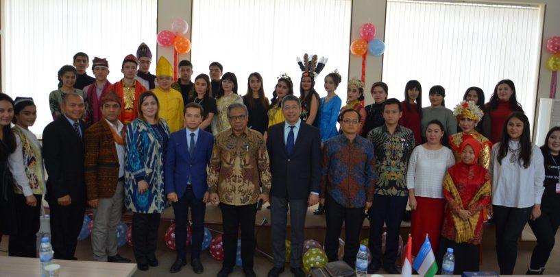 O'ZBEKISTON VA INDONEZIYA MADANIYAT KUNLARI NISHONLANMOQDA