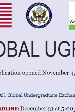 "МЕЖДУНАРОДНАЯ ПРОГРАММА ""GLOBAL UGRAD"""