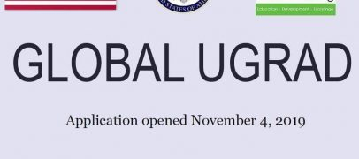 """""""GLOBAL UGRAD"""" DASTURI: AQSHDA BIR YIL O'QISH IMKONIYATI"""