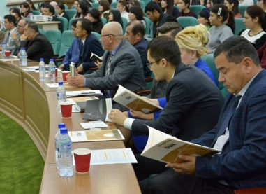 International Scientific Workshop «COMPARATIVE STUDY OF SILK ROAD MAPS»