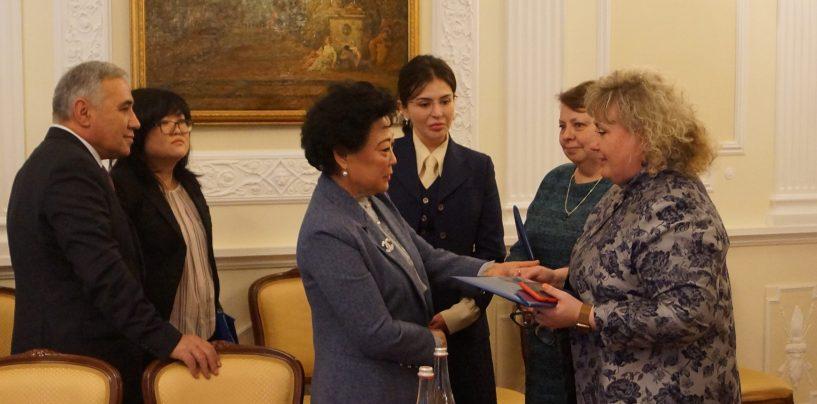 В РГПУ им. А. И. Герцена прибыла делегация Министерства дошкольного образования и Министерства высшего и среднего специального образования Республики Узбекистан