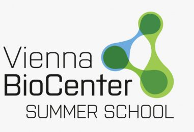 VIENNA BIOCENTER SUMMER SCHOOL 2020