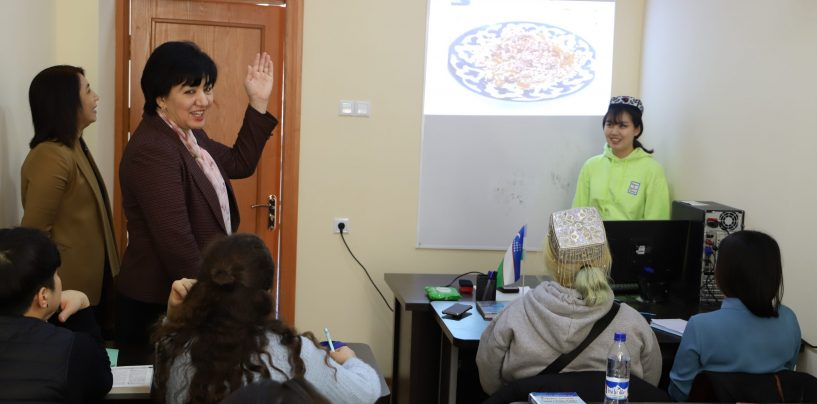 TANDEM METHOD IN TEACHING FOREIGN LANGUAGE IS ACTIVELY APPLIED AT TASHKENT STATE INSTITUTE OF ORIENTAL STUDIES