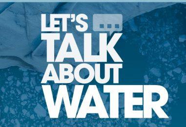 «LET'S TALK ABOUT WATER» TANLOV E'LON QILDI