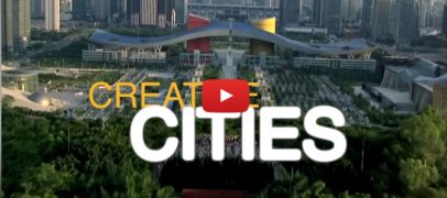 CREATIVE CITIES: STORIES FROM AN EMERGING CREATIVE GENERATION