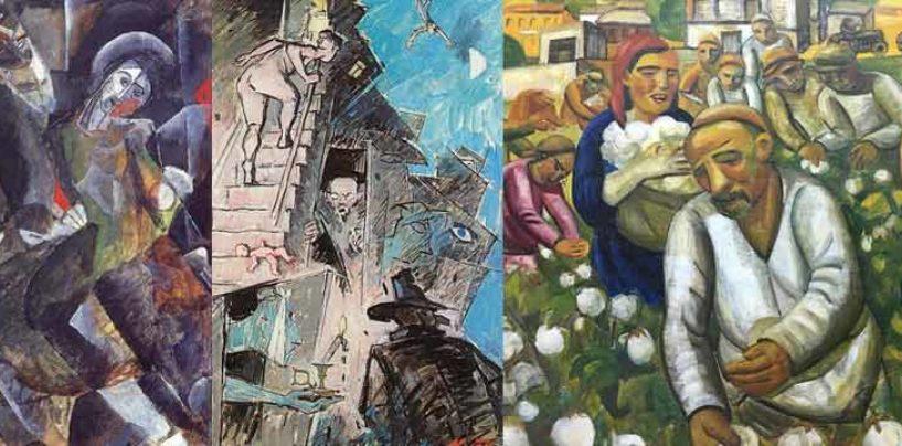 UZBEKISTAN AND THE GALLERY OF FORBIDDEN ART