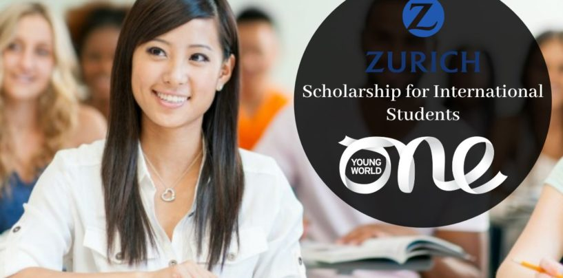 THE ONE YOUNG WORLD SCHOLARSHIP 2021, GERMANY