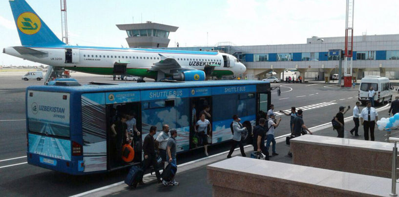 COMPETITION FOR THE BEST NAMES FOR REGIONAL INTERNATIONAL AIRPORTS OF UZBEKISTAN ANNOUNCED