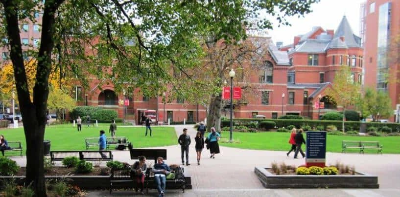TRUSTEE SCHOLARSHIP BY BOSTON UNIVERSITY