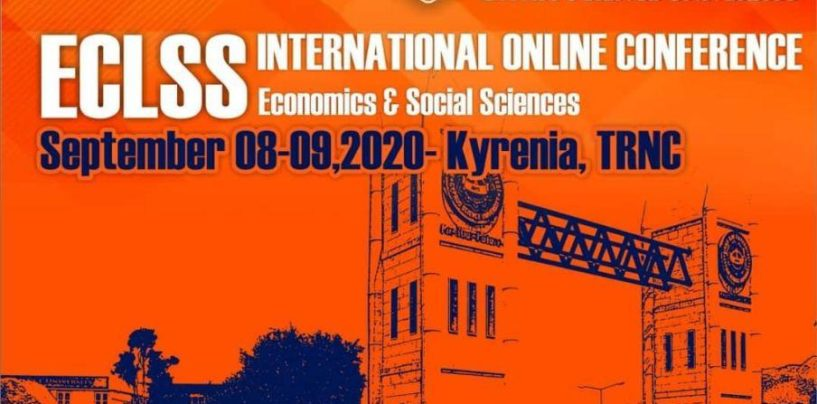 INTERNATIONAL ONLINE CONFERENCE: ECONOMICS AND SOCIAL SCIENCES