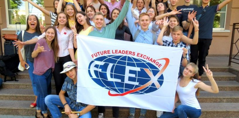 FUTURE LEADERS EXCHANGE (FLEX) PROGRAM, AMERICAN COUNCILS FOR INTERNATIONAL EDUCATION