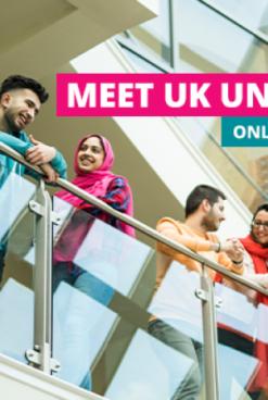 VIRTUAL STUDY UK UNIVERSITY FAIR