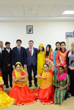 COOPERATION WITH INDIA |Science, Culture and Education