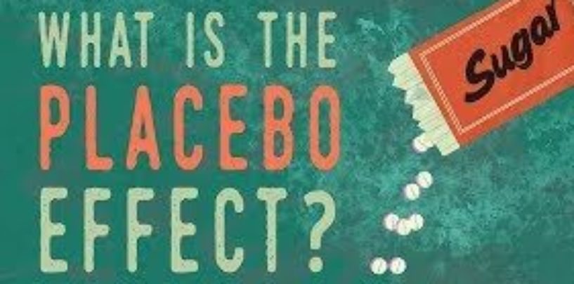The power of the placebo effect