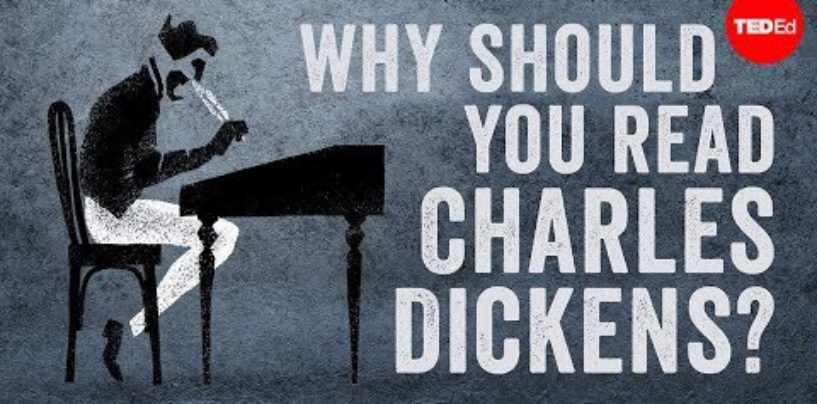 Why should you read Charles Dickens?