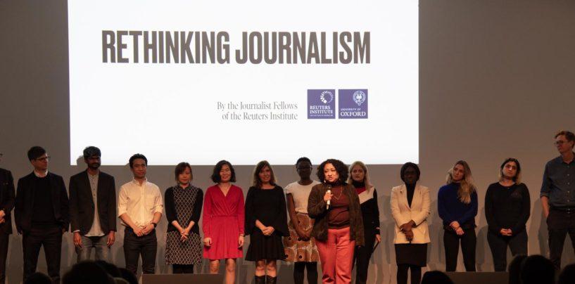 JURNALISTLAR UCHUN THOMSON REUTERS FOUNDATION STIPENDIYALAR DASTURI