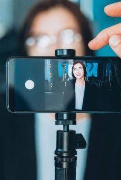 «SMARTFONDA FOTO VA VIDEO KONTENT YARATISH» ONLAYN-TRENING