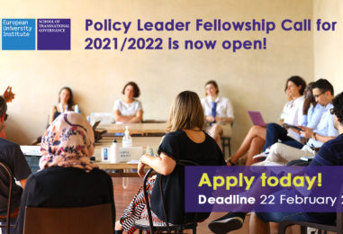 POLICY LEADER FELLOWSHIP DASTURI