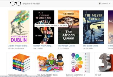 ENGLISH E-READER | THE BIGGEST ONLINE LIBRARY OF GRADED E-BOOKS