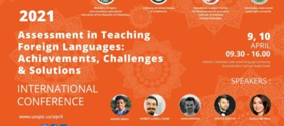 """""""ASSESSMENT IN TEACHING FOREIGN LANGUAGES: ACHIEVEMENTS, CHALLENGES AND SOLUTIONS""""