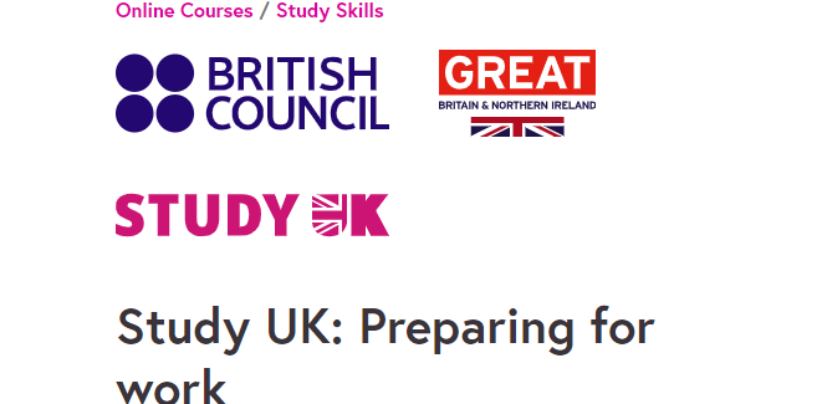 STUDY UK BEPUL ONLAYN KURSI