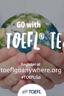 BEPUL ONLAYN KURS: «TOEFL® TEST PREPARATION: THE INSIDER'S GUIDE»