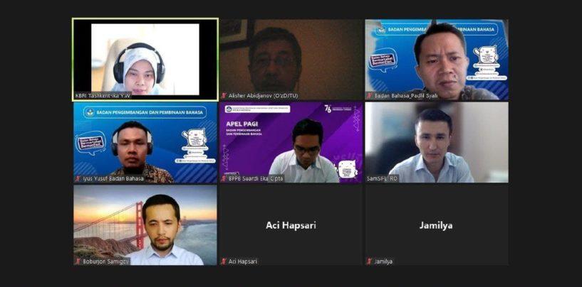 MEETING BETWEEN REPRESENTATIVES OF THE INDONESIAN EMBASSY IN TASHKENT AND UZSWLU