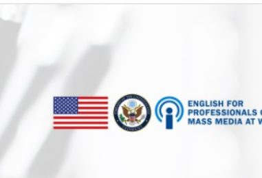 ENGLISH FOR PROFESSIONALS IN MASS MEDIA PROGRAM